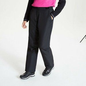 Dare 2B Womens Rove Ski Pants Black Lined Pockets
